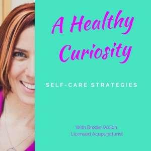 A Healthy Curiosity podcast cover art